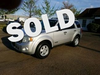 2008 Ford Escape XLT Memphis, Tennessee