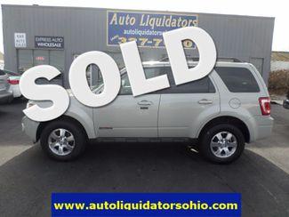 2008 Ford Escape Limited | North Ridgeville, Ohio | Auto Liquidators in North Ridgeville Ohio