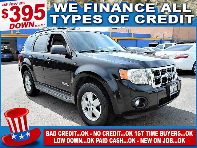 2008 Ford Escape XLT Limited warranty included to assure your worry-free purchase AutoCheck repor