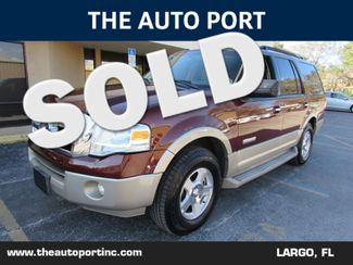 2008 Ford Expedition in Clearwater Florida