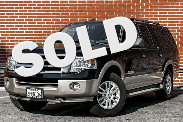 2008 Ford Expedition EL Eddie Bauer Burbank, CA 0