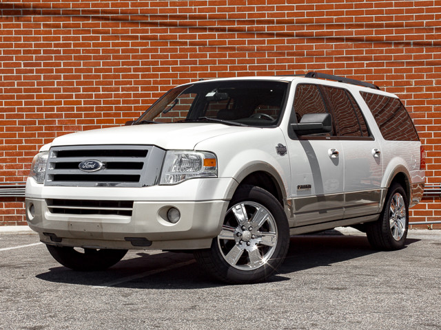 2008 Ford Expedition EL King Ranch Burbank, CA 0