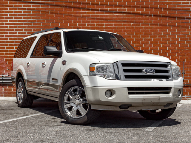 2008 Ford Expedition EL King Ranch Burbank, CA 2