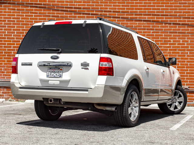 2008 Ford Expedition EL King Ranch Burbank, CA 3