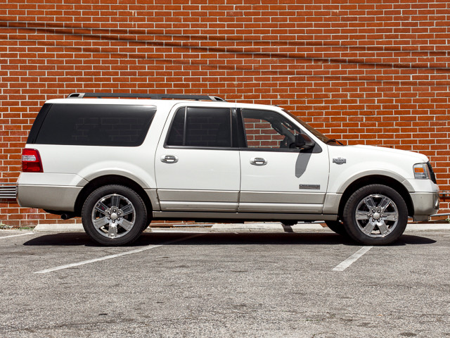 2008 Ford Expedition EL King Ranch Burbank, CA 6