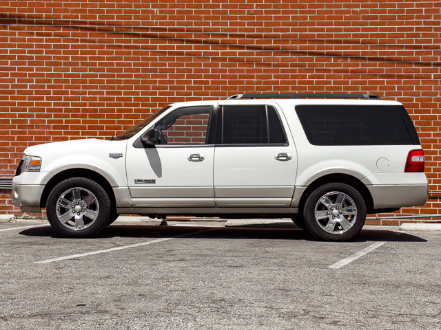 2008 Ford Expedition EL King Ranch Burbank, CA 7