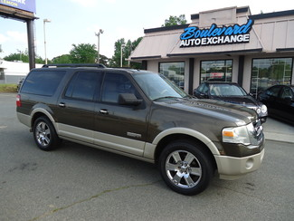2008 Ford Expedition EL EB/BACK CAM Charlotte, North Carolina