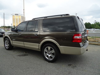2008 Ford Expedition EL Eddie Bauer Charlotte, North Carolina 5