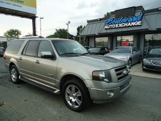 2008 Ford Expedition EL Limited/entertainment Charlotte, North Carolina