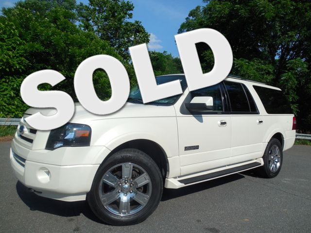2008 Ford Expedition EL Limited 4X4 Leesburg, Virginia 0