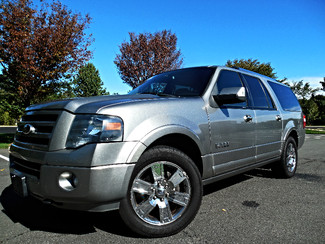2008 Ford Expedition EL Limited 4X4 3RD ROW SEAT Leesburg, Virginia