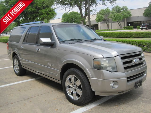 2008 Ford Expedition EL Limited, All Options, Low Miles, Super Nice. Plano, Texas 0