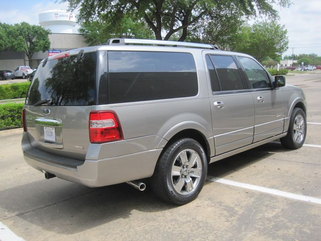 2008 Ford Expedition EL Limited, All Options, Low Miles, Super Nice. Plano, Texas 11