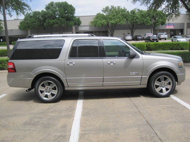 2008 Ford Expedition EL Limited, All Options, Low Miles, Super Nice. Plano, Texas 6