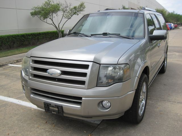 2008 Ford Expedition EL Limited, All Options, Low Miles, Super Nice. Plano, Texas 3