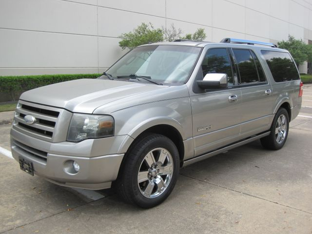 2008 Ford Expedition EL Limited, All Options, Low Miles, Super Nice. Plano, Texas 4