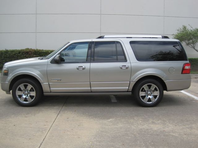 2008 Ford Expedition EL Limited, All Options, Low Miles, Super Nice. Plano, Texas 5