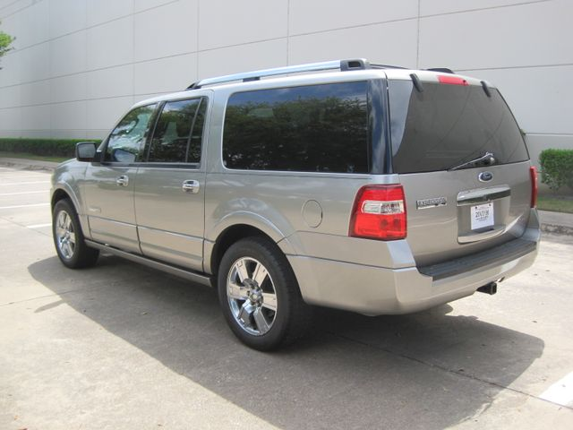 2008 Ford Expedition EL Limited, All Options, Low Miles, Super Nice. Plano, Texas 7