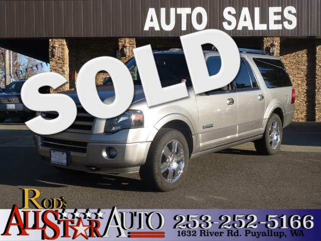 2008 Ford Expedition EL Limited 4WD The CARFAX Buy Back Guarantee that comes with this vehicle mea