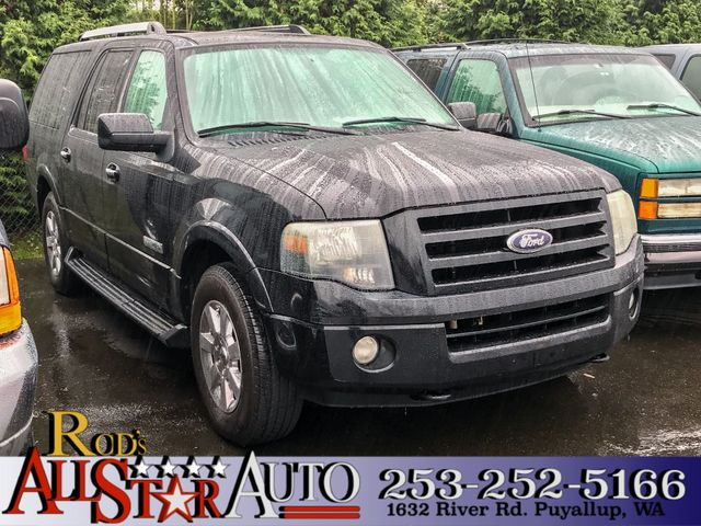 2008 Ford Expedition EL Limited 4X4 This vehicle is a CarFax certified one-owner used car Pre-own