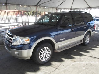 2008 Ford Expedition Eddie Bauer Gardena, California