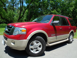 2008 Ford Expedition Eddie Bauer 4X4 3RD ROW SEAT Leesburg, Virginia
