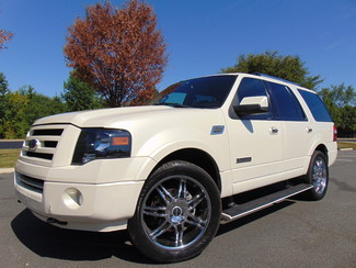2008 Ford Expedition Limited 4X4 3RD ROW SEAT Leesburg, Virginia