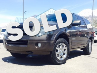 2008 Ford Expedition Limited LINDON, UT