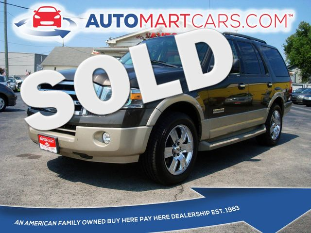 2008 Ford Expedition in Nashville Tennessee