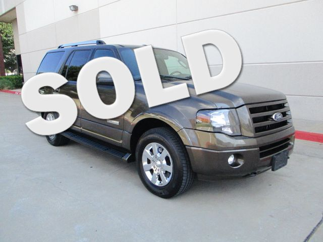 2008 Ford Expedition Limited 4X4 Plano, Texas 0