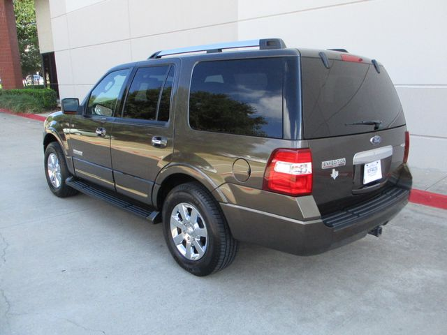 2008 Ford Expedition Limited 4X4 Plano, Texas 8