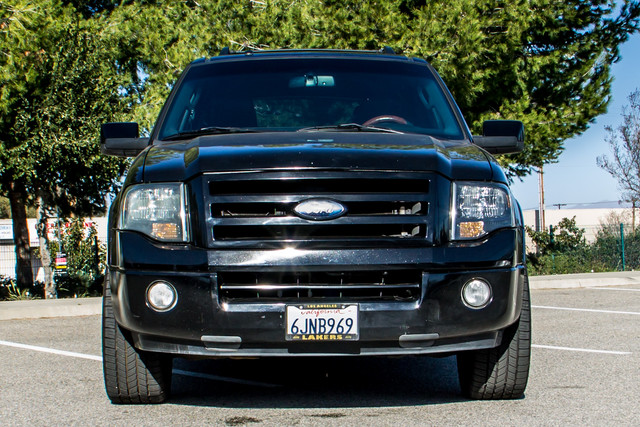 2008 Ford Expedition Limited - NAVI - 3RD ROW - HTD STS - TOW PKG Reseda, CA 3