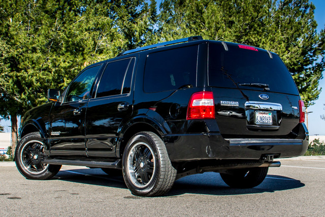 2008 Ford Expedition Limited - NAVI - 3RD ROW - HTD STS - TOW PKG Reseda, CA 7