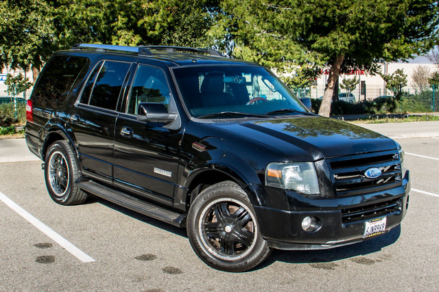 2008 Ford Expedition Limited - NAVI - 3RD ROW - HTD STS - TOW PKG Reseda, CA 45