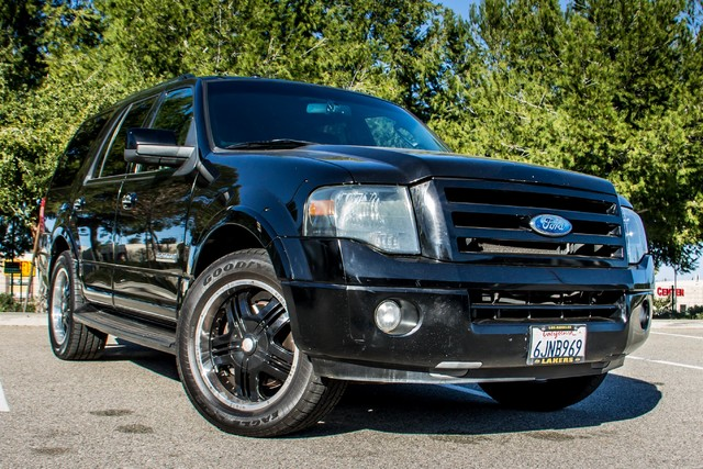 2008 Ford Expedition Limited - NAVI - 3RD ROW - HTD STS - TOW PKG Reseda, CA 46
