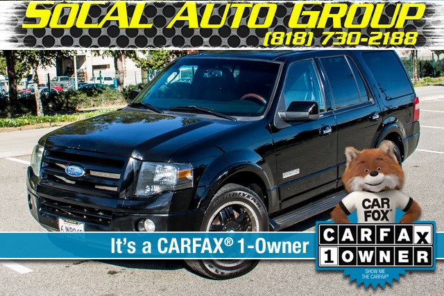 2008 Ford Expedition Limited - NAVI - 3RD ROW - HTD STS - TOW PKG Reseda, CA 0