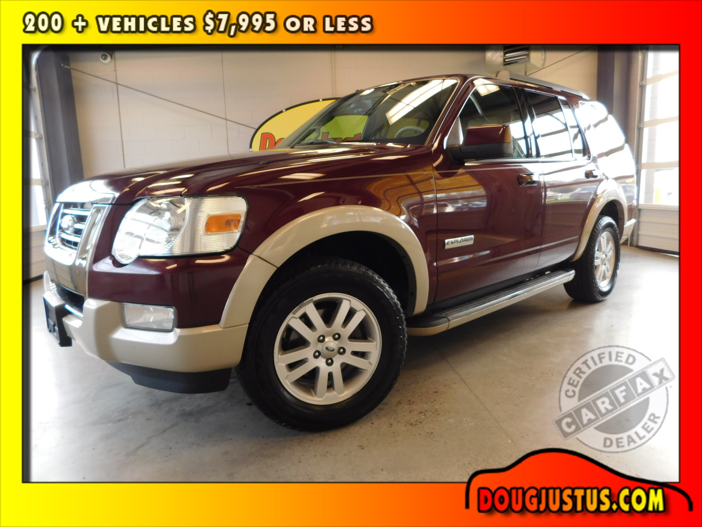 2008 Ford Explorer Eddie Bauer City Tn Doug Justus Auto