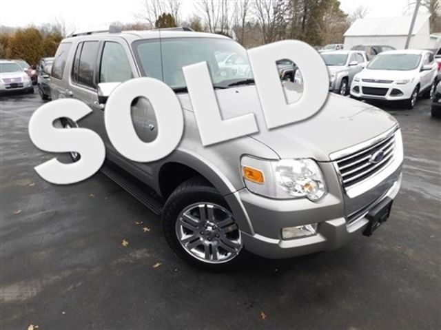 2008 Ford Explorer Limited Ephrata, PA 0