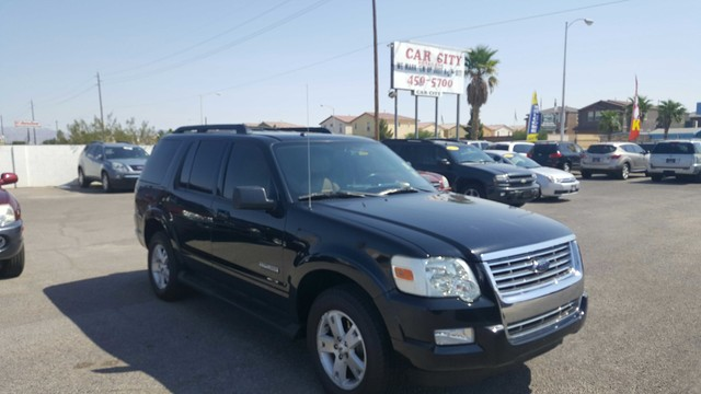 Used Cars in Las Vegas 2008 Ford Explorer
