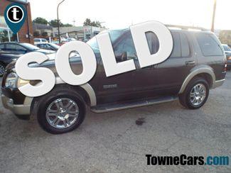2008 Ford Explorer Eddie Bauer   Medina, OH   Towne Auto Sales in ohio OH