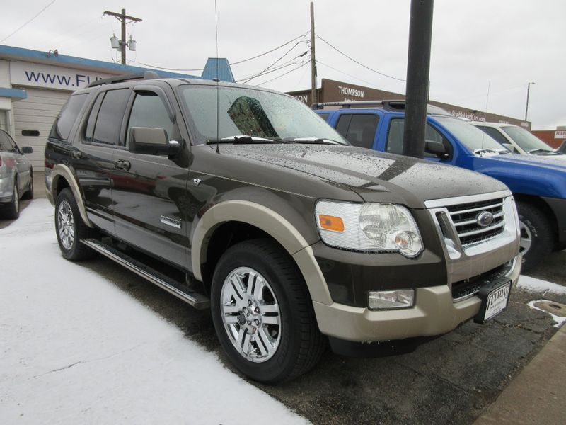 2008 Ford Explorer Eddie Bauer V8 4WD  Fultons Used Cars Inc  in , Colorado