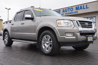 2008 Ford Explorer Sport Trac Limited | Champaign, Illinois | The Auto Mall of Champaign in  Illinois
