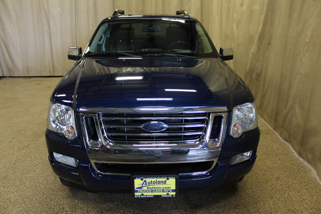2008 Ford Explorer Sport Trac Limited Roscoe, Illinois 9