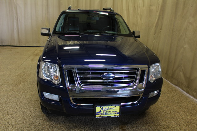 2008 Ford Explorer Sport Trac Limited Roscoe, Illinois 3
