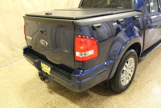 2008 Ford Explorer Sport Trac Limited Roscoe, Illinois 4