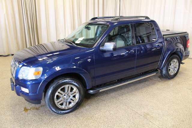 2008 Ford Explorer Sport Trac Limited Roscoe, Illinois 2