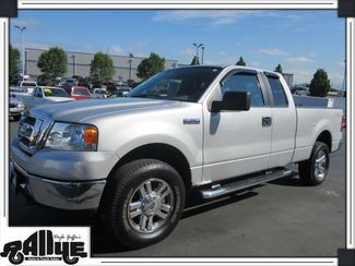 2008 Ford F-150 4WD XLT 5.4L V8 Burlington, WA
