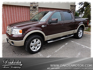 2008 Ford F-150 King Ranch Farmington, Minnesota