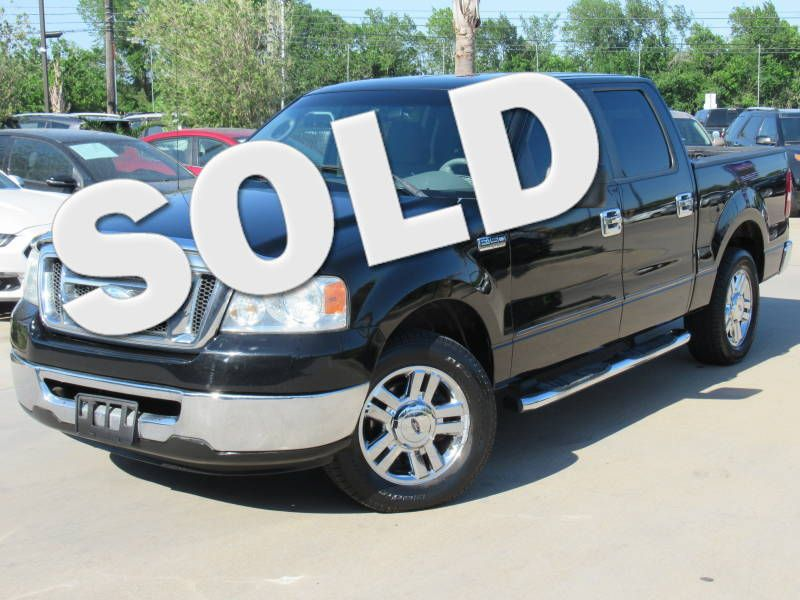 2008 Ford F-150 XLT | Houston, TX | American Auto Centers in Houston TX