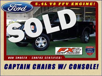 2008 Ford F-150 FX4 SuperCrew 4x4 - CAPTAIN CHAIRS/CONSOLE! Mooresville , NC